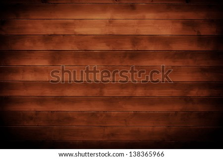 dark wooden texture may used as background. - stock photo