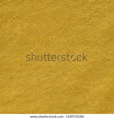 dark yellow leather texture