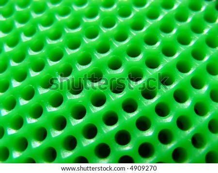 Dartboard - macro - stock photo
