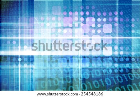 Data Mining Technology Strategy as a Concept - stock photo