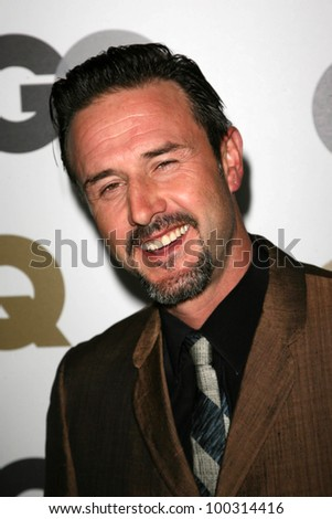 "David Arquette at the GQ 2010 ""Men Of The Year"" Party, Chateau Marmont, West Hollywood, CA. 11-17-10"