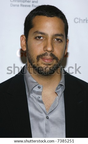 David Blaine - stock photo