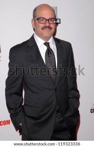 David Cross at the 26th American Cinematheque Award Honoring Ben Stiller, Beverly Hilton Hotel, Beverly Hills, CA 11-15-12 - stock photo