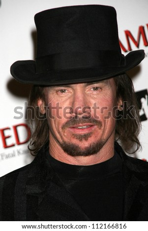 "David ""Shark"" Fralick at the Los Angeles Premiere of ""Revamped"". Directors Guild of America, Hollywood, CA. 03-29-07"