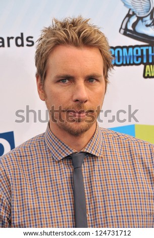 Dax Shepard at the 2012 Do Something Awards at Barker Hangar. Santa Monica Airport. August 19, 2012  Santa Monica, CA Picture: Paul Smith - stock photo