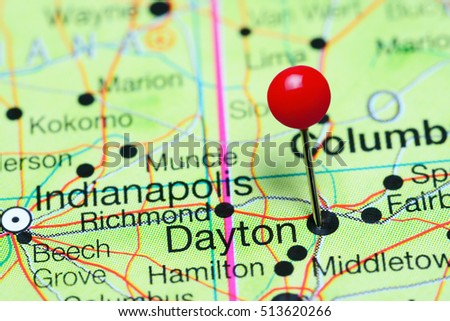 Ohio Map Stock Images RoyaltyFree Images Vectors Shutterstock - Ohio usa map
