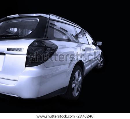 Dear car - stock photo