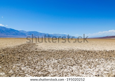 Death Valley - In the Heat