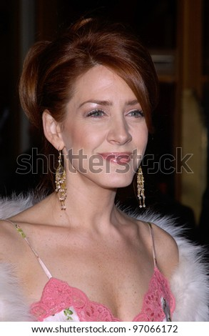 Dec 16, 2004; Los Angeles, CA: Actress JOELY FISHER at the Los Angeles premiere of Meet the Fockers.