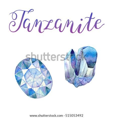 Tanzanite Stock Images Royalty Free Images Amp Vectors