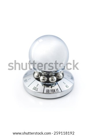 decision maker - stock photo