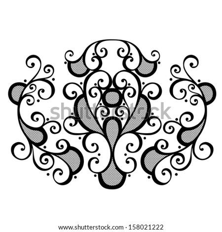 Irinakrivoruchko 39 s ornate elements set on shutterstock for Element deco design
