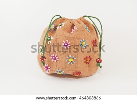 Decorate Hand Made Bag