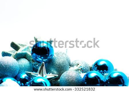 decoration xmas - stock photo