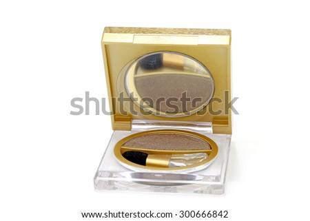 Decorative cosmetics. Make up. - stock photo
