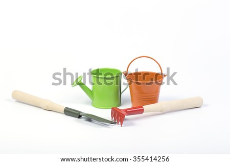 decorative gardener