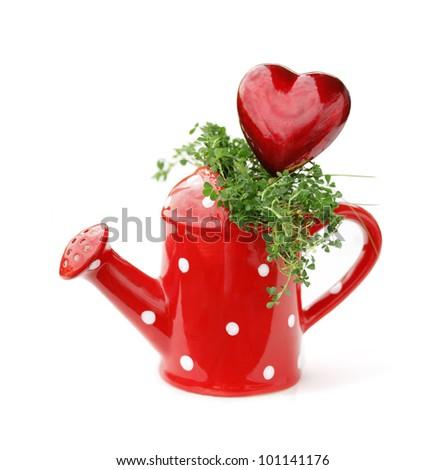 Decorative Heart - stock photo