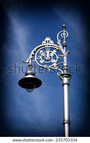 Decorative lamp - stock photo