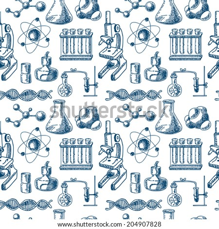 Decorative Scientific Chemical Laboratory Equipment Glass Stock