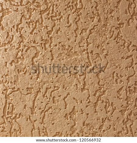 decorative wall stucco texture - stock photo