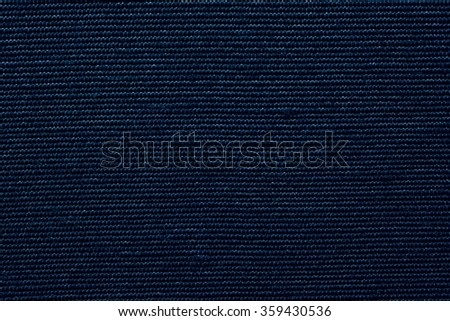deep blue fabric texture clothes background