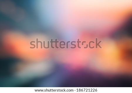 Defocused abstract background - stock photo
