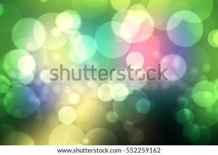 Defocused abstract background. Magical background.