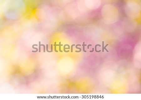 Defocused abstract colourful bokeh christmas background - stock photo