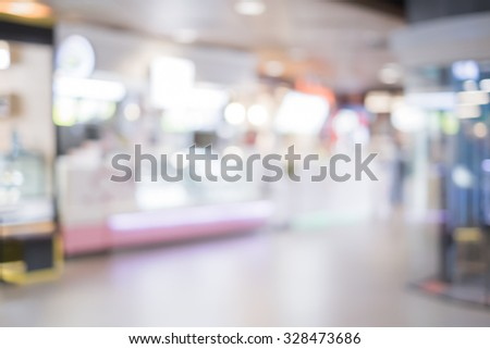 Defocused urban abstract texture background for your design - stock photo