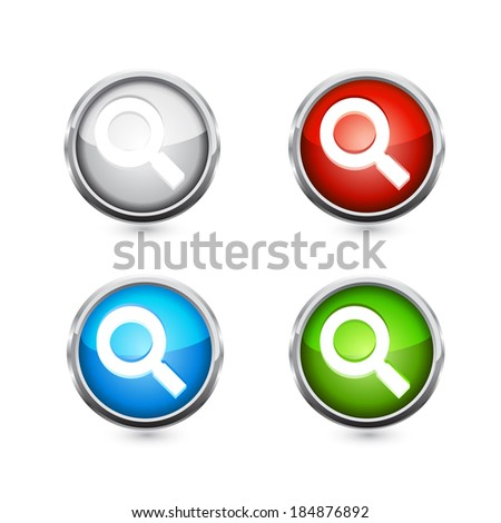 Delete and add buttons. Raster copy, - stock photo