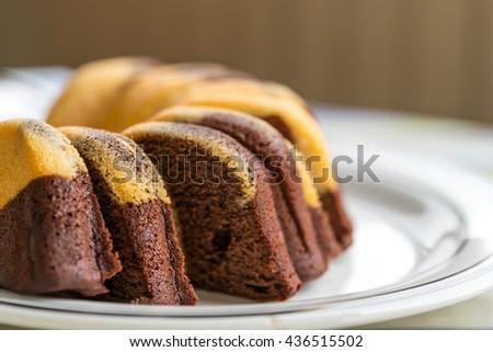 Delicious Cake - stock photo