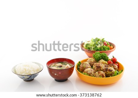 Delicious foods - stock photo