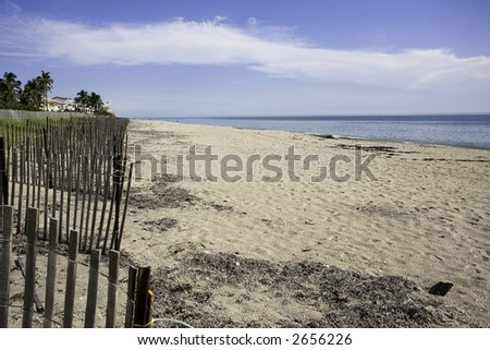 Delray Beach - stock photo
