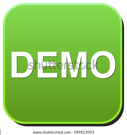 """demo_icon"" Stock Images, Royalty-Free Images & Vectors ..."