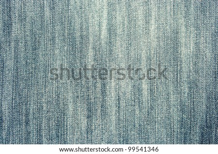 Denim texture for background usage - stock photo