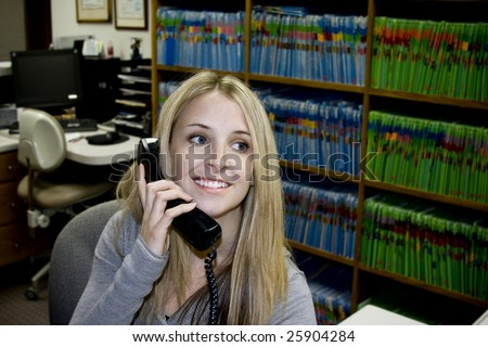Dental or Medical office - stock photo