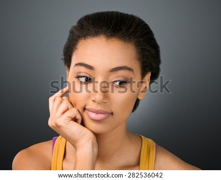Depression, Sadness, Women. - stock photo