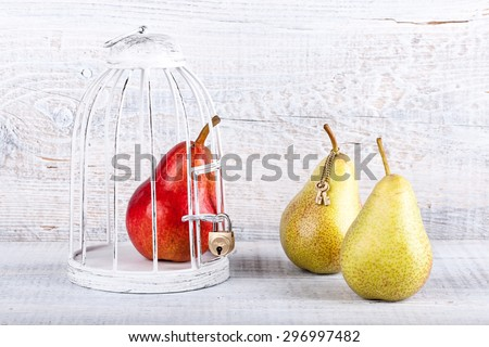 Deprivation of liberty - stock photo