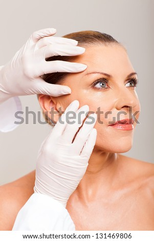 dermatologists facial pictures