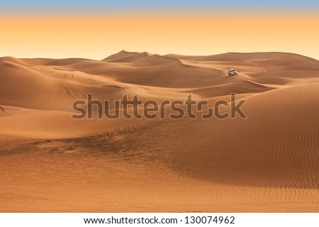 desert safari dubai review