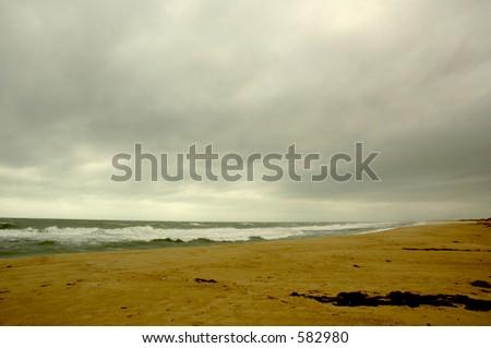 Deserted - stock photo