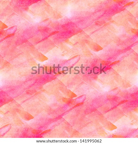 design a watercolor seamless pink background texture abstract paint pattern art color water brush