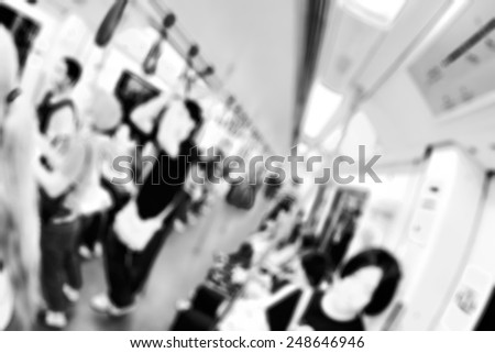 design element. hi-res image. subway - stock photo