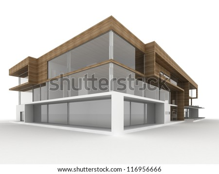 Stock images royalty free images vectors shutterstock for Modern office exterior design