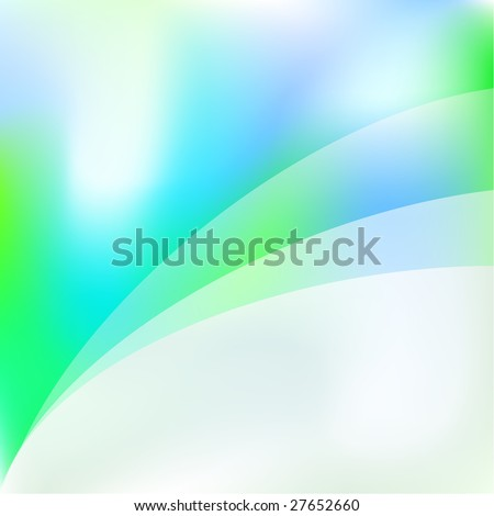 Design with pastel frosted glass colors and copyspace