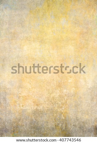 Designed grunge texture or background. Paper texture. A4 format