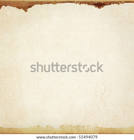 designed old paper background - stock photo