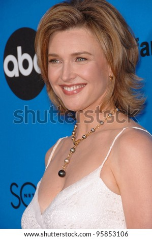 Desperate Housewives star BRENDA STRONG at the Disney ABC TV All Star Party at Kidspace in Pasadena. July 19, 2006  Pasadena, CA  2006 Paul Smith / Featureflash - stock photo