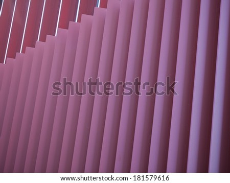 Detail facade building - stock photo