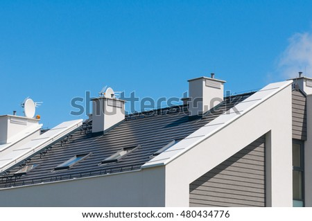 Building Roof Stock Images Royalty Free Images Vectors